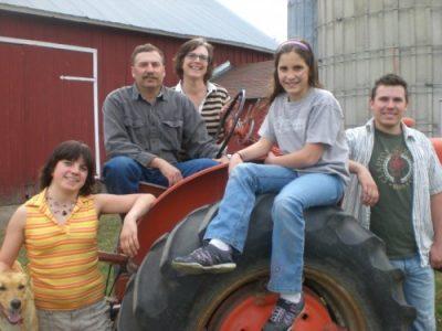 Guldan Family Farm Tractor-2