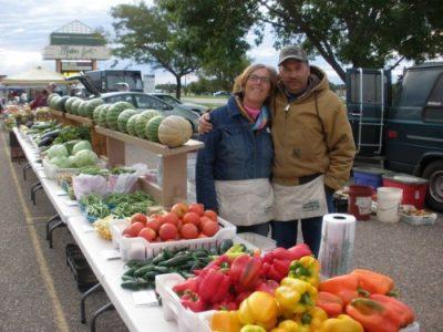 Guldan Family Farm at farmer's market-6