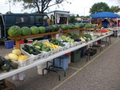 Guldan Family Farm at farmer's market-7