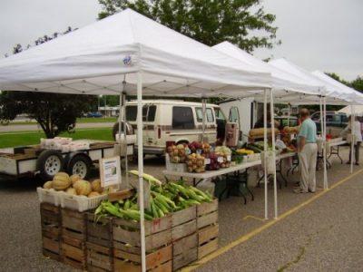 Guldan Family Farm at farmer's market-8