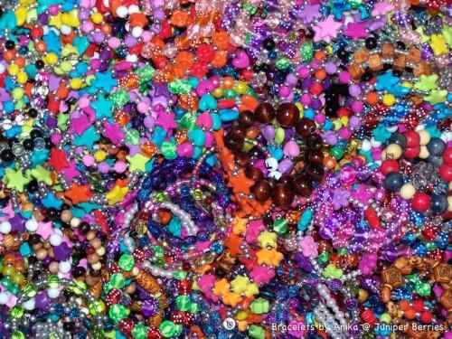 Juniper Berries beads