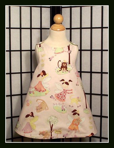 Juniper Berries fairy dress