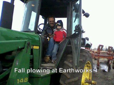 Market Bakery Fall Plowing