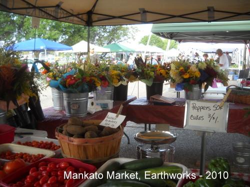 Market Bakery at Mankato Farmer's Market